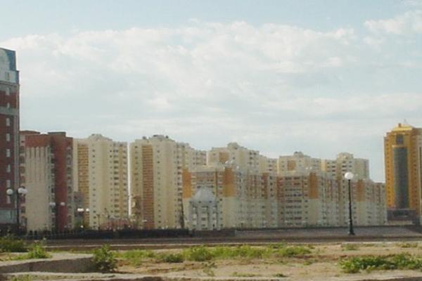 г. Астана. Жилой комплекс